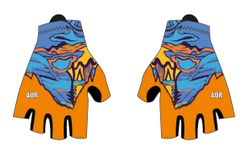Num Ti Jah fingerless padded cycling glove