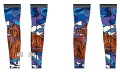 Mt Temple Arm Warmers unisex sizing