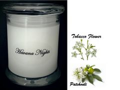 Havana Nights (Tobacco Flower & Patchouli)