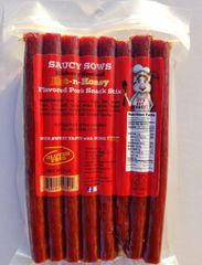 Saucy Sows Hot and Honey Pork Sticks