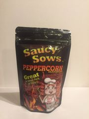 Saucy Sows Peppercorn Rub