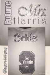 Custom Bridal Party Shirts