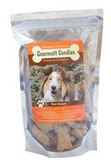 Natural Pot Roast Flavored Dog Treats