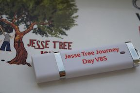 (a) Jesse Tree Journey Day VBS