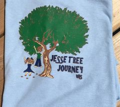 (b) Jesse Tree Journey VBS Tee Shirts