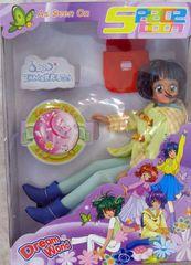 Modest Doll-Pre-teen Figure-Velcro-Eight Piece Outfit