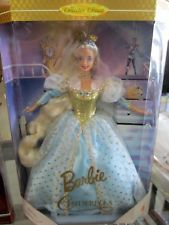 1996 New Barbie As Cinderella