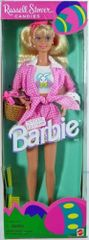 1995 NIB Vintage Russell Stover Candies Easter Barbie Doll