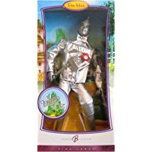 Barbie Pink Label Wizard of Oz The Tin Man - New -2006