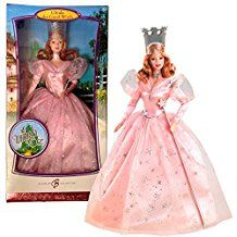PinkLabel Glinda The Good Witch. Wizard of oz