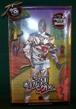 Mattel The Wizard Of Oz Pink Label The Tin Man 70Th Anniversary
