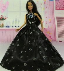 Barbie Ballgown-Modest Barbie Clothes-Shoes