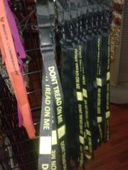 Dont Tread on Me Lanyards