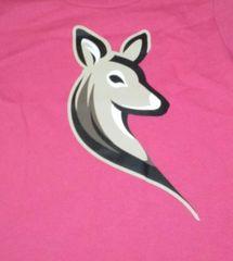 Doe-Hot Pink Infant T-Shirt