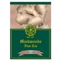 MACKWOODS GINGER FLAVOURED 25 ENVELOPED TEA BAGS