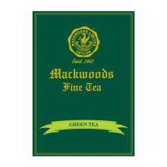 MACKWOODS LOOSE LEAF GREEN TEA