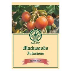 MACKWOODS ROSEHIP INFUSIONS 25 EVELOPED TEA BAGS