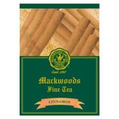 MACKWOODS CINNAMON FLAVOURED 25 ENVELOPED TEA BAGS