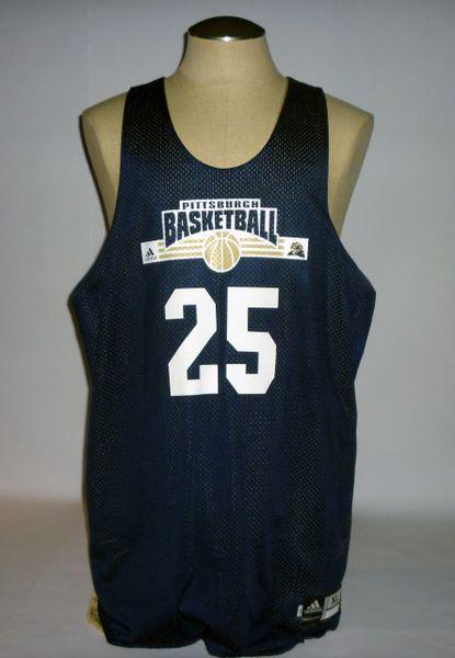 2004 Pitt Basketball practice jersey, size XL