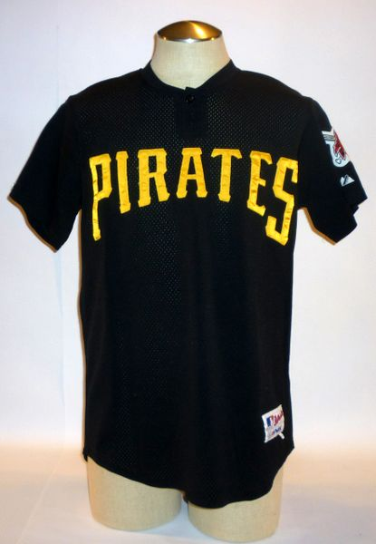Pittsburgh Pirates game used spring training jersey, #52