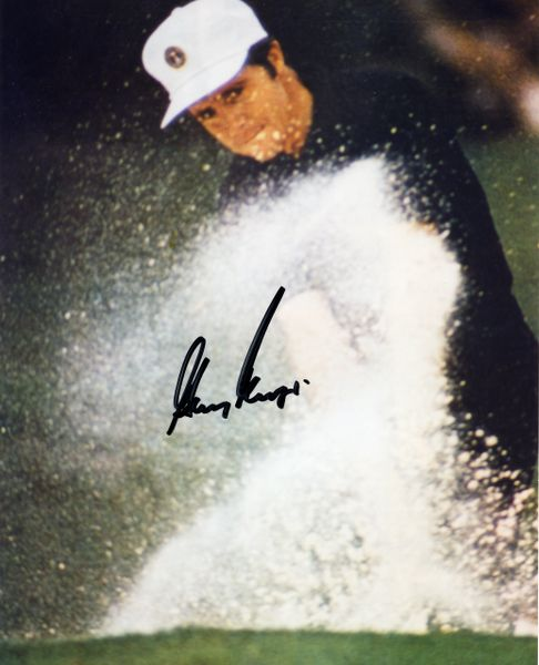 Gary Player - Pro Golfer signed 8x10 photo