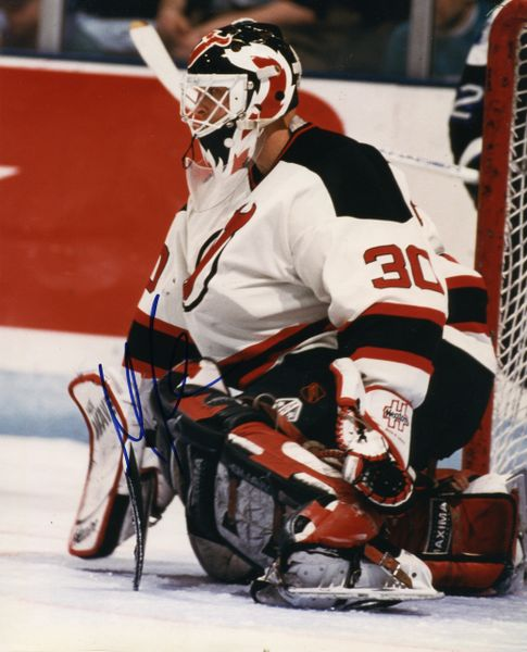 Martin Brodeur - New Jersey Devils signed 8x10 photo