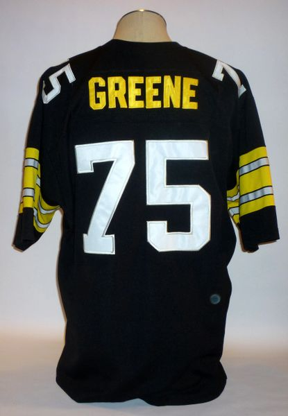 Joe Greene Pittsburgh Steelers throwback jersey, size 52