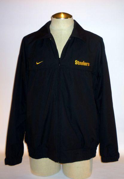 Pittsburgh Steelers sideline jacket, Size L