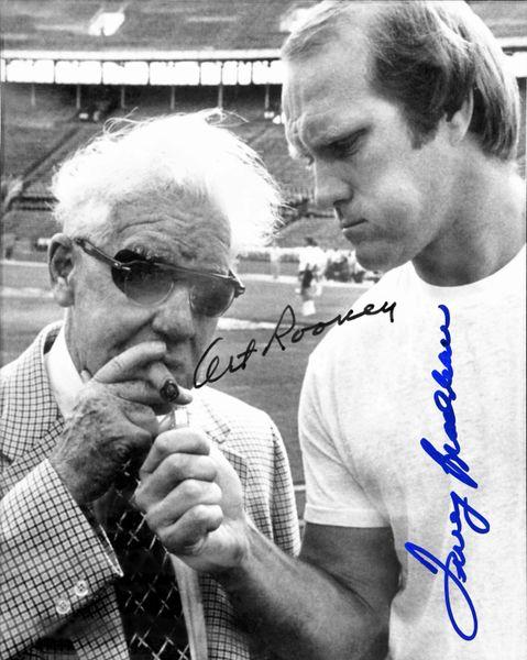 20. Rooney & Bradshaw cigar 11x14 photo