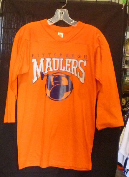 Pittsburgh Maulers t-shirt USFL size M