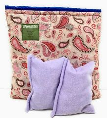 Small Lunch Kit,pink paisley