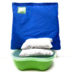 Large Lunch Kit , blue