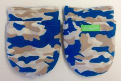 Arthritis Hand and Foot Warmers, camo flannel