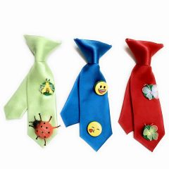 EXCHANGEABLE SNAP TIE