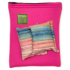 Food Warmer Sleeve in pink Neoprene
