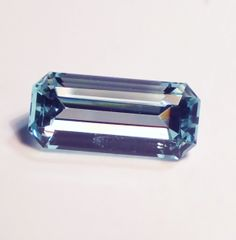 RB1-0002; Aquamarine, Africa, heated