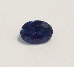RC3-0010; Sapphire, Umba, Tanzania, Likely Heated