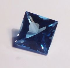 RZ-0003; Blue Topaz, Swiss, Treated
