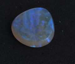 CO3-4009; Black Crystal Opal, Australia, Untreated