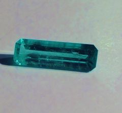 RB2-0005; Emerald Afghanistan, Epo Resin Treated