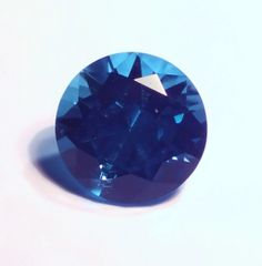 RZ-4003; Blue Topaz, Swiss Blue, Brazil, Treated