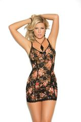 The Kathryn Lace Baby Doll