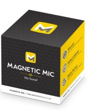 MAGNETIC MIC SINGLE UNIT