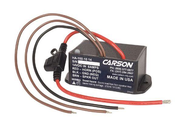 CARSON UNDER HOOD STUTTER HORN AMP
