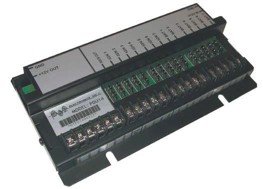 D&R PDU14-K