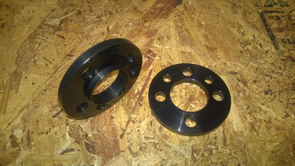 06A / Fluidampr Serpentine Crank Pulley Spacer