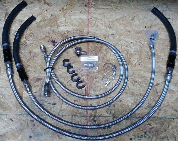 MK3 Golf/Jetta 2.8L VR6 Power Steering Hose Kit