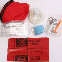CPR Rescue Mask Kit