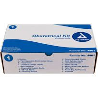 Obstetrical Kit Boxed
