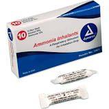 Ammonia Inhalants (Ampule) 33 cc